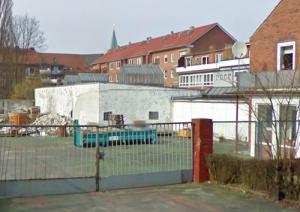 Brachliegende Gewerbefläche in Eilbek (Google Streetview)
